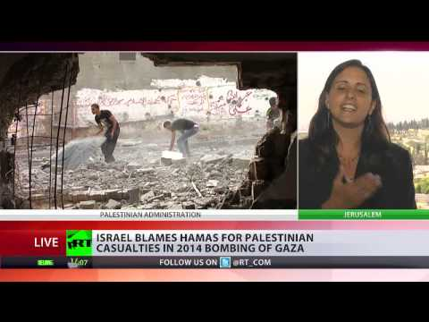 Sarah Weiss Ma'udi interview with RT International