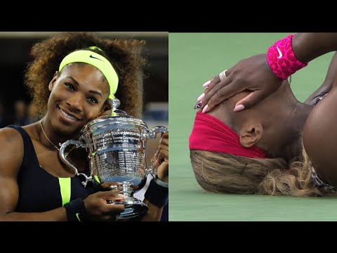 Serena Williams: US Open Championships Through the Years