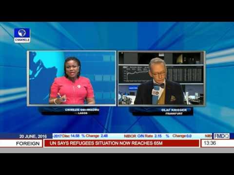 Nigeria's Forex Market: CBN To Clear Backlog Of FX Demand