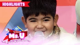 Gambar cover Yorme talks about his salary   It's Showtime Mini Miss U