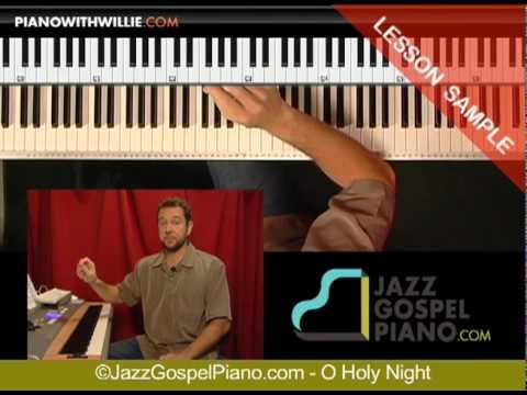 Gospel piano - O Holy Night