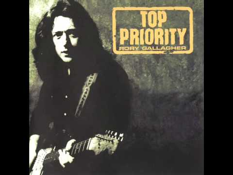 Rory gallagher at the depot