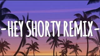 Chris Andrew, Ozuna - Hey Shorty Remix (Letra/Lyrics)