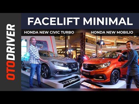 Honda Mobilio 2019 & Honda Civic Turbo 2019 | First Impression | OtoDriver
