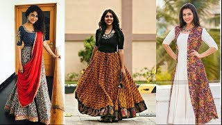 25 Unique Kalamkari Outfit Designs Just For You!!