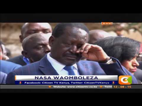Citizen Extra : Nasa Waomboleza