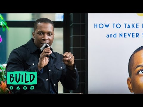 "Leslie Odom, Jr. Discusses His Book, ""Failing Up"""