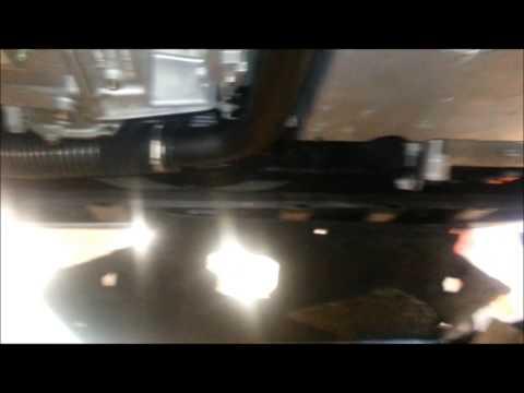 2013 ford escape 2.0 liter ecoboost oil change