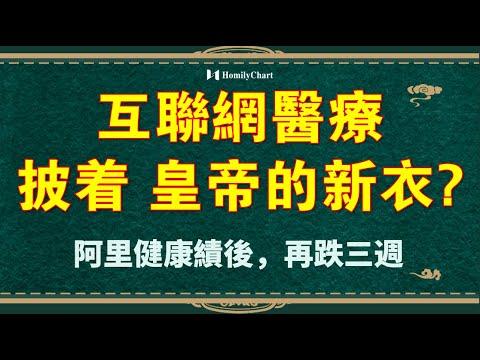 """港股研究室 l 互聯網醫療披著""""皇帝的新衣"""",難以轉型?阿里健康績後,再跌三週 13/06/2021 阿里健康 l 京東健康 l 平安好醫生 l 互聯網醫療 l 電商 l"""