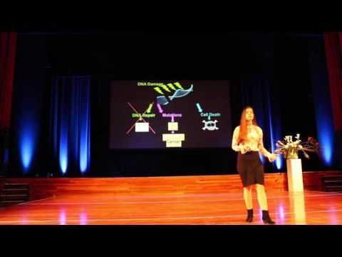 Rhonda Patrick at Orthomolecular Medicine Congress in Bussum ...