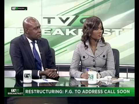 TVC Breakfast July 11th | Restructuring : FG to address call soon