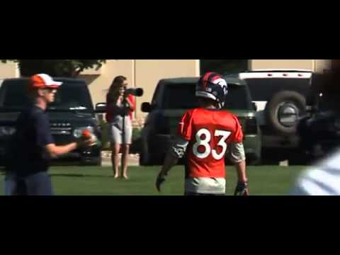 Broncos' Wes Welker suspended 4 games for alleged amphetamine use