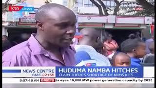 Huduma Namba Hitches: Nakuru residents lament, claims there's shortage of NIIMS KITS