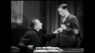 Le Crime de Monsieur Lange. J. Renoir 1936