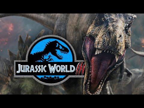 Jurassic World 3 (Leaked Footage)