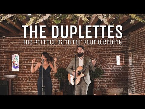 The Duplettes Wedding Band