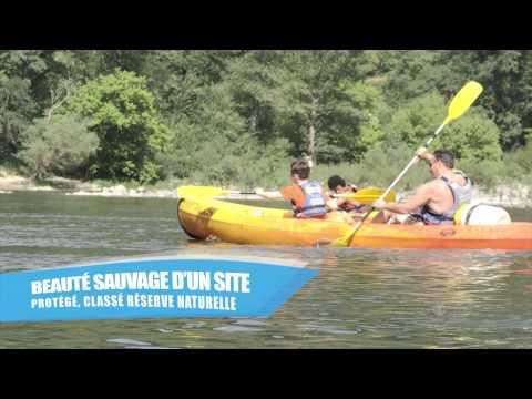 Location canoe,Vallon pont d'arc, Ardeche - BASE NAUTIQUE DU PONT