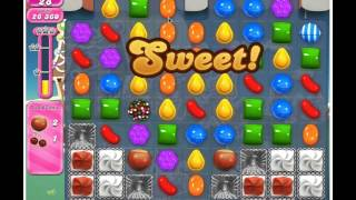 Candy Crush Saga Level 152 - 3 Stars No Boosters