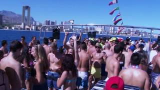 Sexy Boat Party  -  Benidorm - 2013 - Fiesta en el Barco -