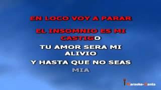 Aventura - Obsesion (Video karaoke)