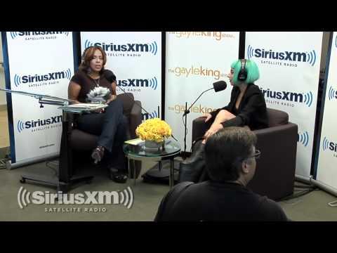 "lady-gaga:-""wild-decisions""-//-siriusxm-//-oprah-radio"