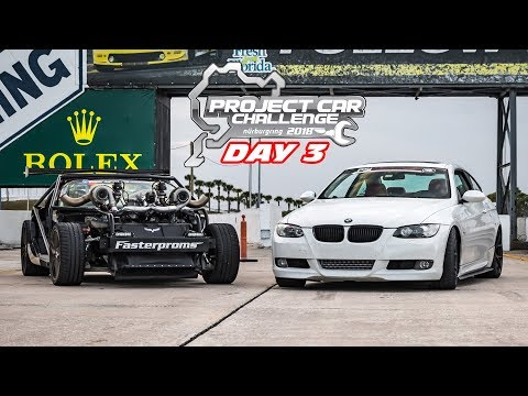 2018 Project Car Challenge Day 3 + RESULTS