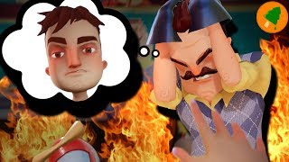 Hello Neighbor's Final Answer: The Story You Never Knew | Hello Neighbor Hide and Seek