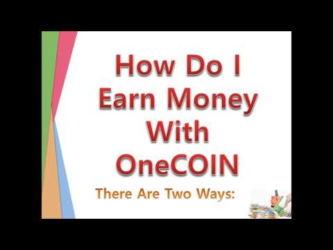 Onecoin Investment Opportunity   Seun Ogundele