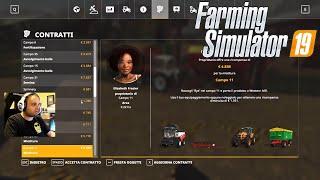 #108 - MOD CONTRATTI MIGLIORI - FARMING SIMULATOR 19 ITA RUSTIC ACRES