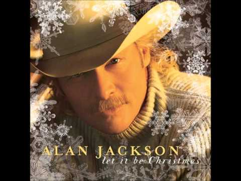Клип Alan Jackson - Santa Claus Is Comin' To Town