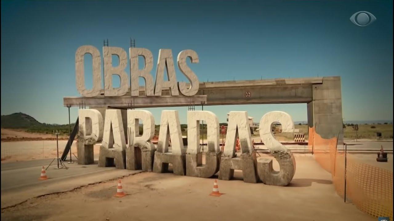 Resultado de imagem para obras paradas no brasil