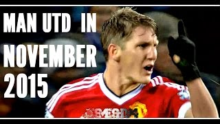 Manchester United in November (HD)