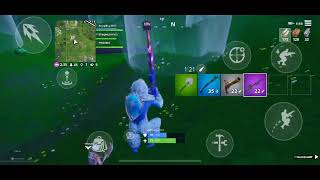 Fortnite Mobile live//Q n A// playing with TheSaltyBuffalo on YT // help me get to 300 subs