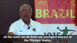 """Our aim it to win a medal at Rio"" 