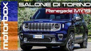 Nuova Jeep Renegade 2019 | Ecco come cambia con il restyling