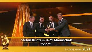 U-21-Fußball-Nationalteam um Stefan Kuntz gewinnen Sport | Musik & Show | MDR