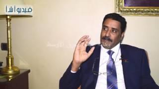 بالفيديو: العقيد أحمد المسماري مدينة طرابلس الليبية تنام من الساعة الخامسة مساءا من الرعب والخوف