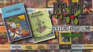 Especial Coleção Vagalume #01 - A Ilha Perdida (1973)