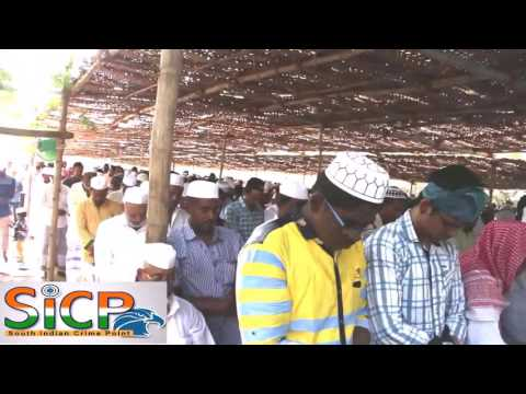 Bakrid celebrated with fervour in Ramanathapuram districts