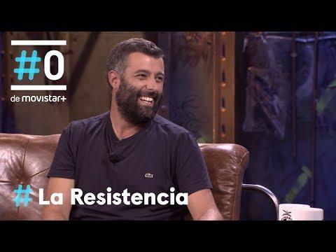 LA RESISTENCIA - Entrevista a Nacho Carretero | #LaResistencia 24.09.2018