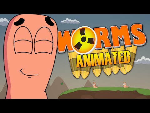 Nažer se olova! [WORMS ANIMATED]