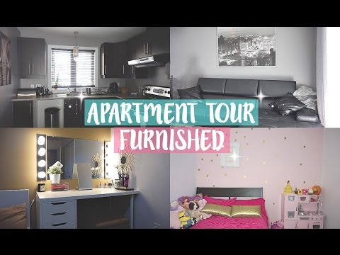 APARTMENT TOUR | AFTER (FURNISHED)