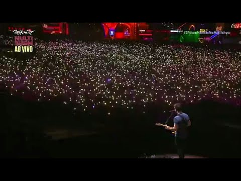 Shawn Mendes - Never Be Alone (Rock in Rio 2017)