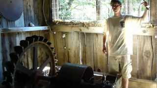 How A Pelton Water Wheel Works