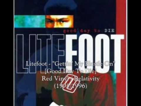 "Litefoot - ""Gettin' My Hustle On"" (OOP)"