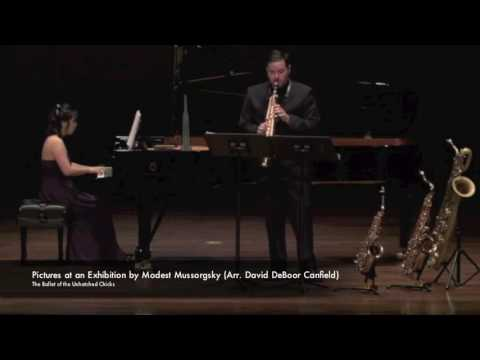 Pictures at an Exhibition by Modest Mussorgsky (Excerpts)