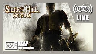 [Live] Silent Hill Origins (PC/EMU) - TERROR AO VIVO EM PORTUGUÊS PT-BR #1