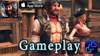 Pirate Tales Battle for Treasure iOS Gameplay