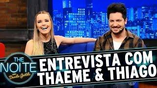 The Noite (24/09/15) - Entrevista com Thaeme & Thiago