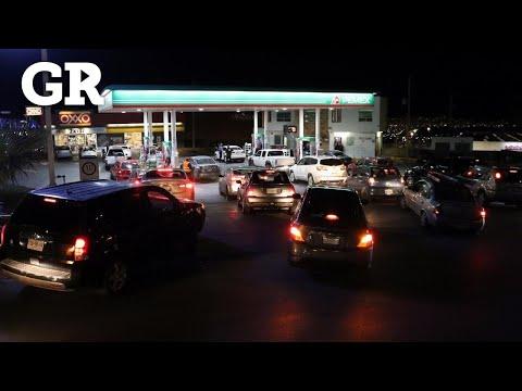 Pega a los regios desabasto de gasolina